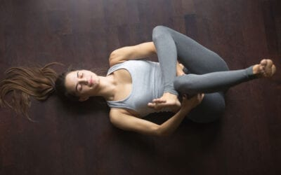 Figure 4 Hip Stretch