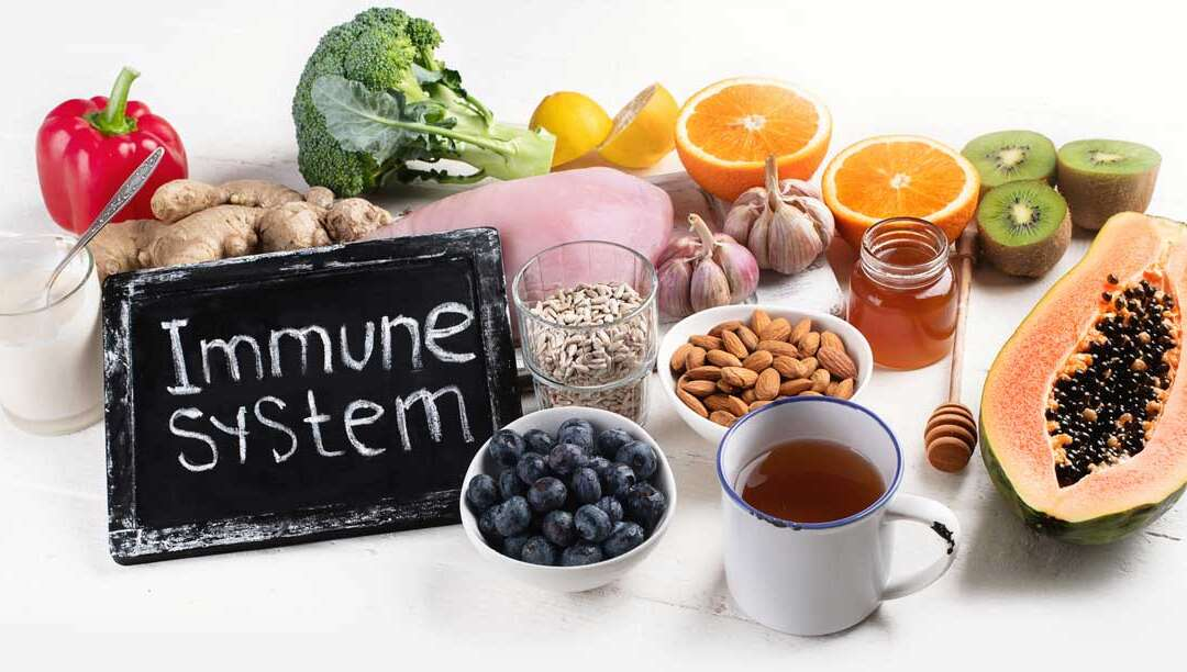 Best Vitamins to Boost Immune System Naturally
