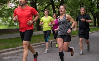 How Running Changes Your Body