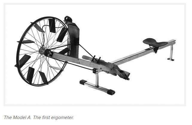 Concept 2 Model A Indoor Rowing Machine