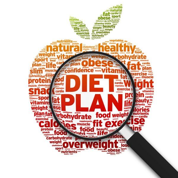 Diet Plan Apple