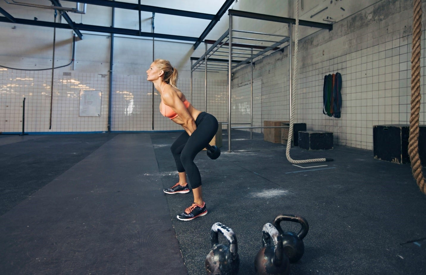 40 tips on health and fitness Do kettlebell swings
