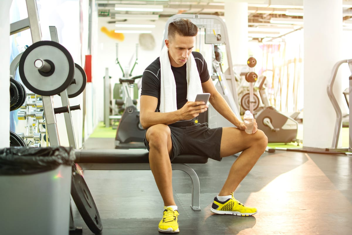 40 tips on health and fitness Dont rely too much on apps
