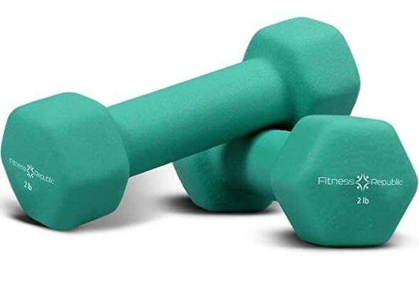 Fitness Republic Neoprene Dumbbell Combos