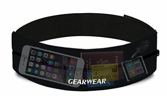 GEARWEAR Waistband Running Belt 2