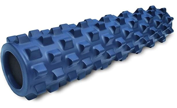 RumbleRoller - Textured Muscle Foam Roller