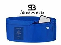 Stashbandz Sports Running Belt Waist Pack 3