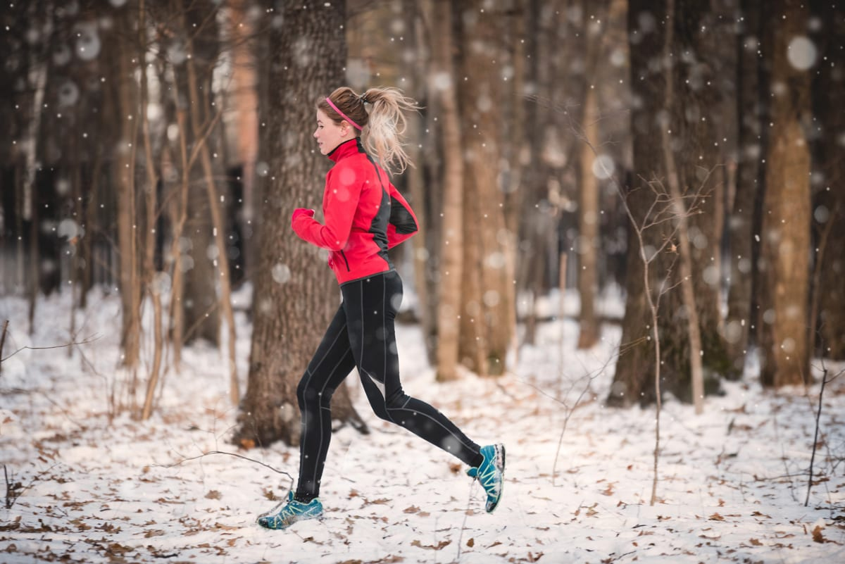 40 tips on health and fitness Take advantage of the cold