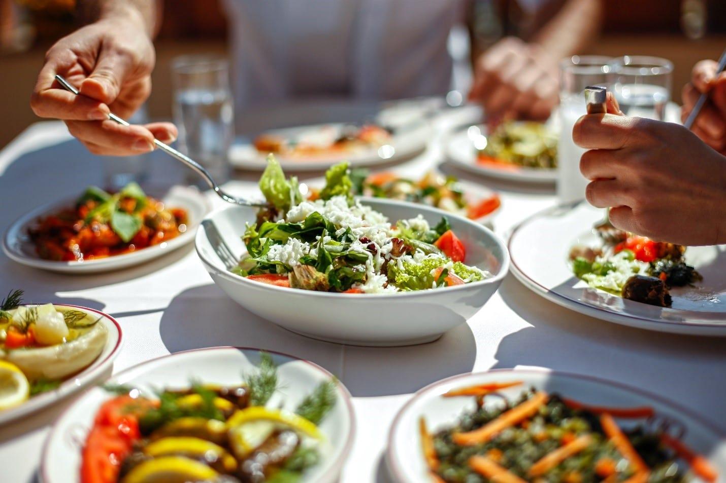 Try vegetarian diets