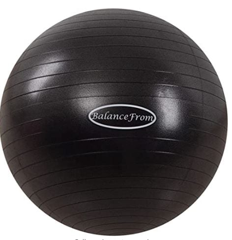 BalanceFrom Exercise Ball