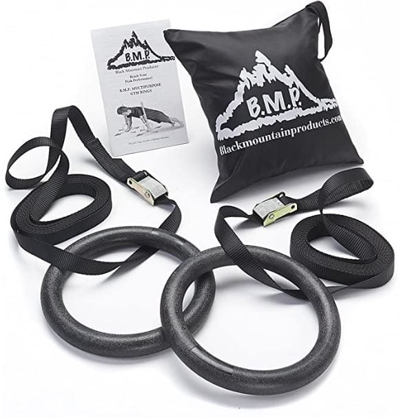 Black Mountain Gymnastic Rings
