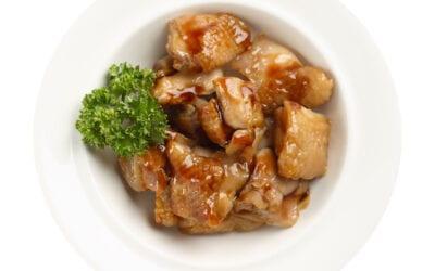Stir-Fried Chicken Teriyaki