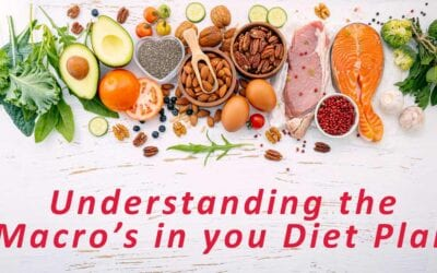 Understanding the Macros in your diet